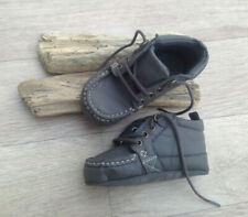 Mothercare Baby Shoes Size 4 BOYS lace up holidays camping caravan beach