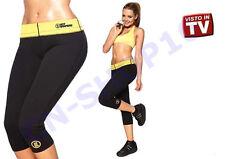Pantaloncino Dimagrante Sauna Fitness Hot Shapers per Sudare Pantaloni Palestra