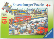 Ravensburger 60 Piece Jigsaw Puzzle - Railway Station (2014)
