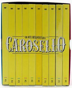 EBOND Carosello Un mito intramontabile Second Parte 10 DVD D572101