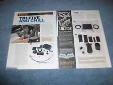 How-To Tech Info Article on Installing A Classic Auto Air Kit In A 1957 Chevy