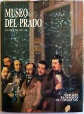 Museo del Prado. Tomo 7. Pintores españoles del siglo XIX. Xavier de Salas