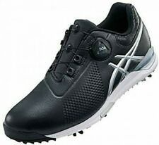 New listing asics Gel Ace Tour 3 Boa Golf Shoes Men's TGN923 9093 Black / Silver US7