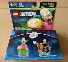 Lego Dimensions The Simpsons Fun Pack
