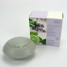 (1,50/100g) Speick Wellness Soap Seife Lavendel Bergamotte vegan bio 200 g