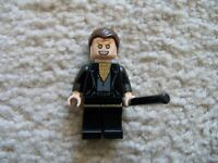 LEGO Harry Potter - Rare Fenrir Greyback Minifig w/ Wand - Excellent - From 4840