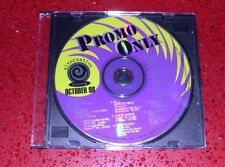 PROMO ONLY ALTERNATIVE CLUB OCTOBER 1998 CD