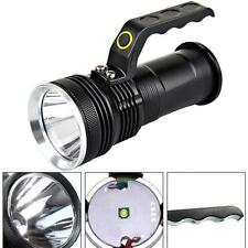 3-mode 3000LM Handheld CREE XM-L Rechargeable LED 18650 Flashlight Torch Lamp #2