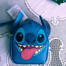 NWT! Disney Parks LOUNGEFLY Lilo & STITCH Backpack Wristlet Adorable NEW