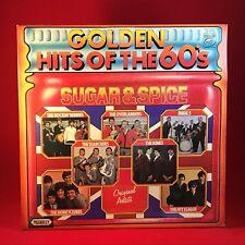 VARIOUS Sugar & Spice 1978 UK Vinyl LP EXCELLENT CONDITION Golden Hits Of 60's b