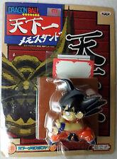 Banpresto Dragon Ball Z Son Goku Ichiban kuji Memo Stand Figure