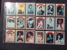 1978 ELVIS PRESLEY Donruss Trading Card Set of 66 w/ 15 Wrappers NM 9.4