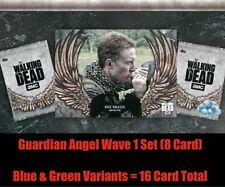 GUARDIAN ANGELS WAVE1 (8 CARD SET) AWARD READY Topps Walking Dead Digital Trader