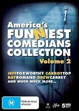 America's Funniest Comedians Collection : Vol 2 (DVD, 2007, 5-Disc Set)
