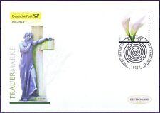 BRD 2011: Trauermarke! Post-FDC der Nr. 2894 mit Berliner Sonderstempel! 1805