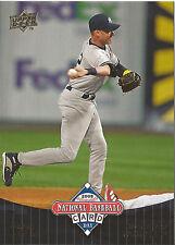 100 Card Lot 2008 UD NBCD Derek Jeter Yankees Mint