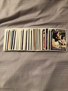 1977 donruss series 3 charles angels complete set 122-187/11 Stickers  Ex-Mint