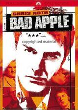 Bad Apple DVD 2005 James Villemaire, Colm Meaney, Elliott Gould,  Robert Patrick