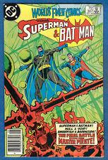 World's Finest Comics #307 NM- BATMAN SUPERMAN BARRACUDA SWORDFISH DC Comics
