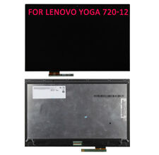 For Lenovo Yoga 720 12IKB 12.5'' 1920x1080 LCD Display Touch Digitizer Assembly