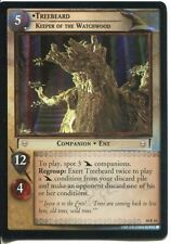 Lord Of The Rings CCG Foil Card MD 10.R18 Treebeard, Keeper Of The Watchwood