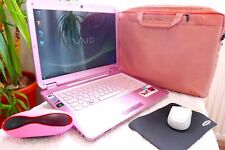 Sony Vaio CS21S Rosa l 14 Zoll l F NEU u EXTRAS PINK Windows 7 Ultimate GeForce