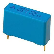 Capacitors - Film Capacitors - CAPACITOR FILM PP 0.1UF 1.25KV RAD