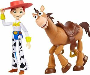 Disney and Pixar Toy Story Jessie and Bullseye 2-Pack *NEW*