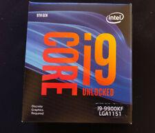 Intel Core i9-9900KF - 3.6 GHz Eight-core Processor
