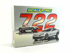 Scalextric 722 MB Celebrating the 1955 Mille Miglia Ref. C2783A 1:32 Slot Car