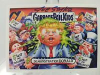 DEMONSTRATION DONALD GPK 2016 Trump DisgRace To White House Signed Simko