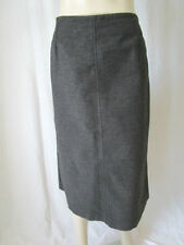Cotton Tall Patternless A-line Skirts for Women