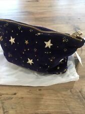 Elizabeth Scarlett Make Up Bag/Pouch Virgo New