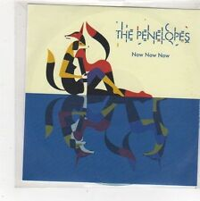 (FS62) The Penelopes, Now Now Now - 2011 DJ CD