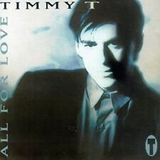 New: TIMMY T- All for Love CASSETTE