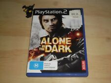 Alone in the Dark - Sony PlayStation 2 - PAL format - Complete