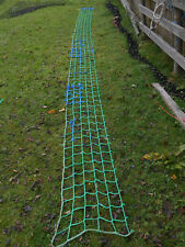 24ft STRONG cargo rope scramble net 4tree house cabin ladder play climbing frame