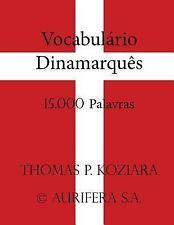 Vocabulario Dinamarques by Thomas Koziara (2014, Paperback)