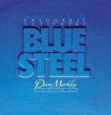 Dean Markley 2034 Blue Steel Acoustic Guitar String LT Gauge .011 - .046
