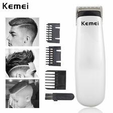 KEMEI Cordless Hair Clipper Cutting Machine Shaving Grooming Trimmer Beard