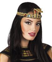 Couronne de Reine du Nil Egypte Cléopatre Taille unique Bandeau Déguisement