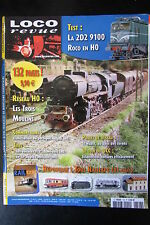 MODELISME FERROVIAIRE TRAIN MAGAZINE LOCO REVUE N° 726 de 2008