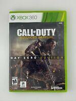 Call of Duty: Advanced Warfare Day Zero Edition - Xbox 360 Game - Tested