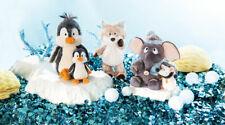 NICI Plüsch Winter Discovery Pinguin, Elefant, Schneefuchs, Maus *AUSWAHL*