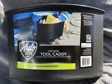 Auto Drive Car Wash Tool Caddy Organizer Detailing Cleaning Supplies Wax Polish