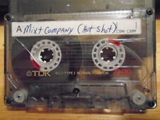 RARE PROMO Mixt Company DEMO CASSETTE TAPE electronic In the Middle of the night