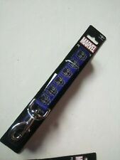 Black Panther Marvel 4ft Dog Leash Buckle-Down Brand NEW!