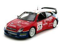 CITROEN XSARA WRC RALLY MONTE-CARLO 2003 McRae/LUCHADOR #17 Escala 1:43