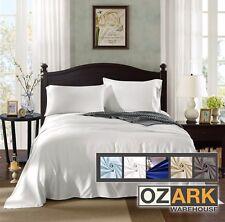 Royal Comfort 1000TC 100% BAMBOO SHEET SET Modern Bedroom Style Bed Sheets