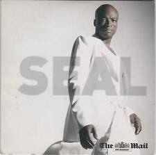SEAL - PROMO CD (2007) 12 LIVE & STUDIO TRACKS: KILLER, CRAZY, WHIRLPOOL ETC